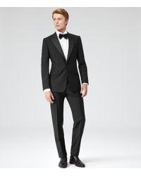Reiss Mayfair Peak Lapel Dinner Suit - Lyst