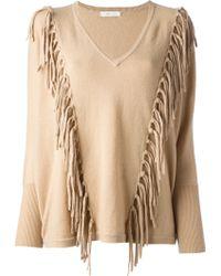 Beayukmui - Tassel Knitted Jumper - Lyst