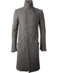 Inaisce - Sentinel Wool Coat - Lyst