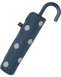 Jaeger - Striped Mini Dot Umbrella - Lyst
