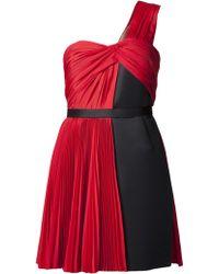 Jason Wu One Shoulder Dress - Lyst