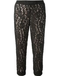 Odd Molly - Twine Lace Trouser - Lyst