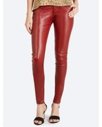 Current/Elliott The Ankle Skinny - Lyst