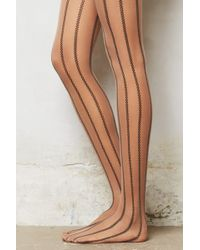 Eloise - Crossstitch Tights - Lyst