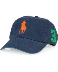 Ralph Lauren - Classic Chino Sports Cap - Lyst