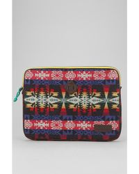 Urban Outfitters - Hester St Trading Co Geo Laptop Case - Lyst