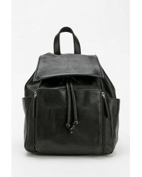 16d855a4c6 Urban Outfitters - Urban Renewal Vintage Small Leather Backpack - Lyst