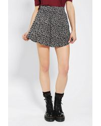 Cooperative - Soft Woven Circle Skirt - Lyst