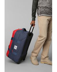Urban Outfitters - Wheelie Outfitter Suitcase - Lyst