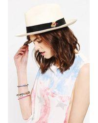 Urban Outfitters - Valdez Otavalo Panama Hat - Lyst