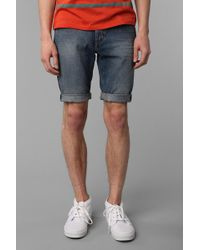 Urban Outfitters Levis 511 Broken Ice Cutoff Shorts - Lyst