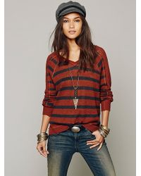 Free People We The Free Fluffy Swit - Lyst