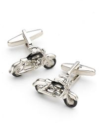 Kenneth Cole Reaction Motorcycle Cufflinks - Lyst