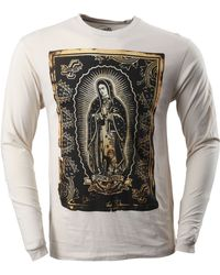 Santa Cruz Vintage Guadalupe Tshirt - Lyst
