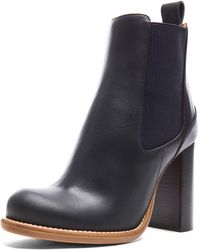 Chloé Boot black - Lyst