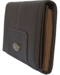 Bric's - Cervo Leather Flap Wallet - Lyst