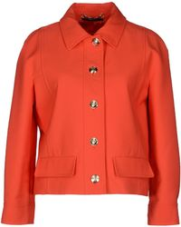 Gucci Jacket pink - Lyst