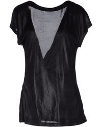 Love Moschino Short Sleeve T-Shirt - Lyst