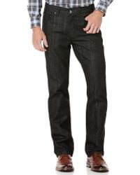 Perry Ellis   Straight Fit Jeans   Lyst