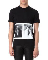 Givenchy The Girl Skull Print T-Shirt - Lyst