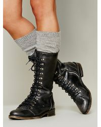 Bed Stu - Region Laceup Boot - Lyst