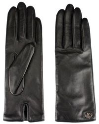 Givenchy Gloves Hdg Leather - Lyst