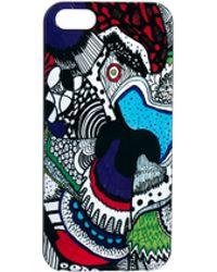 Monki - Iphone 5 Colourful Hard Case - Lyst