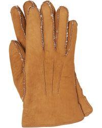 Jaeger - Sheepskin Glove - Lyst
