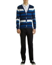 Marc By Marc Jacobs V Neck Cardigan - Lyst