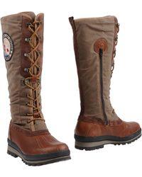 Napapijri - Highheeled Boots - Lyst