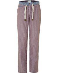Ted Baker   Woven Stripe Pant   Lyst