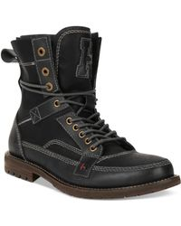Tommy Hilfiger Brutus Boots - Lyst