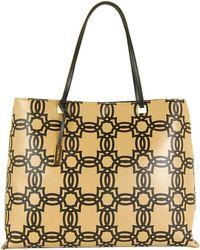 Ivanka Trump - Julia Shopper Patent Leather Tote Bag - Lyst