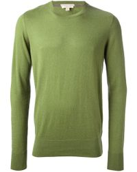 Burberry Brit | Long Sleeve Sweater | Lyst