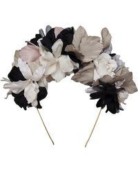 Lizzie Fortunato - Claire Floral Headband - Lyst