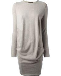 Oyuna - Long Sleeve Dress - Lyst