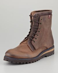 7 For All Mankind Niko Boot with Denim Welt - Lyst