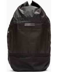 Marc By Marc Jacobs - Black Drawstring Duffle Backpack - Lyst