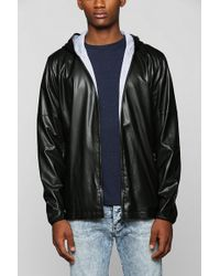 Urban Outfitters Leather Jacket - Lyst