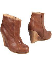 Ellen Verbeek - Ankle Boots - Lyst
