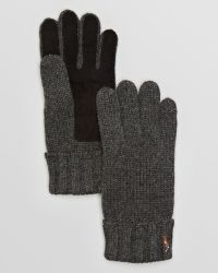 Ralph Lauren - Merino Gloves - Lyst