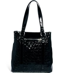DKNY Active Quilted Logo Tote Bag - Lyst