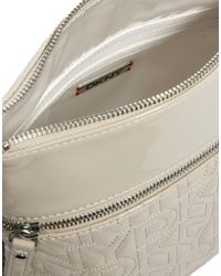 DKNY Active - Quilted Logo Crossbody Bag - Lyst