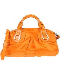 Ferrè Milano - Medium Fabric Bag - Lyst