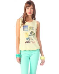 Pepe Jeans Sleeveless Top - Pappl501312 - Lyst