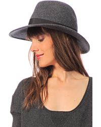 French Connection - Cap Hat Shaae - Lyst