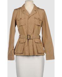 Aspesi Full-Length Jacket - Lyst