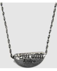 Cast Of Vices - Necklace - Lyst