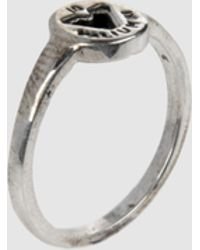 Cast Of Vices Ring - Lyst