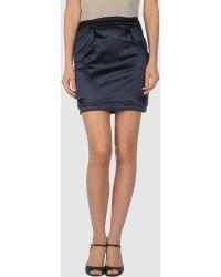 Exte - Mini Skirt - Lyst